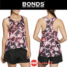 Bonds Floral Activewear Tops for Women