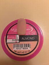 polvo makeup de fantasy nails Color almond