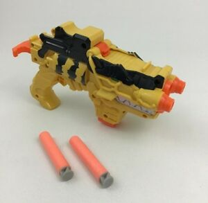 Missile Launcher Morpher Dart Dino Blaster Super Charge Toy Power Rangers Bandai