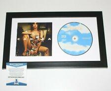 CAMILA CABELLO SIGNED FRAMED 'HAVANA' CD COVER BECKETT COA SEXY FIFTH HARMONY