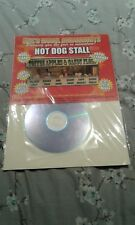 Funfair model kit hotdog stall cardboard pdf disc