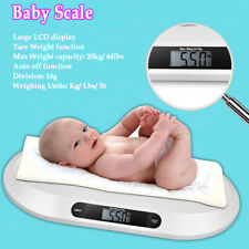 Electronic Weighing Scale Baby Infant Pets Bathroom 20KGS/44LBS- 10G UK