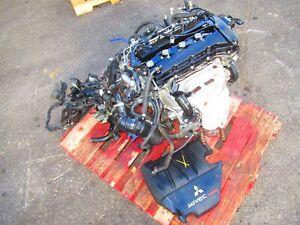 2008-2014 Mitsubishi Lancer Ralliart 4B11 Turbo Engine 4B11-T Motor Lancer 2.0L