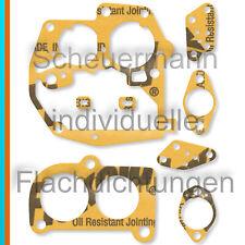 Dichtsatz Pierburg Solex 28/30 24/28 2E2,2E3,2EE, VW Golf,Polo,Audi 80,100,Opel