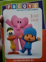 Pocoyo Learning Through Laughter