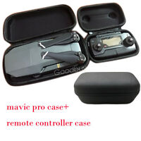 Aluminum Waterproof Backpack Carrying Bag Hard Case For DJI Mavic Pro Quadcopter
