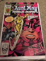 Marvel Team-up (Vol 1) #137 Marvel Comics Aunt May Franklin Richards VS galactus
