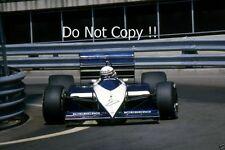 Riccardo Patrese Brabham BT56 Detroit Grand Prix 1987 Photograph 1