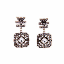 Betsey Johnson Pearl Stud Fashion Earrings