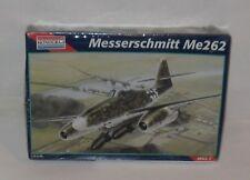 Vintage Monogram Model Kit Messerschmitt Me262  Seal MB  FREE SHIPPING