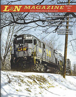 L&N Magazine: LOUISVILLE & NASHVILLE RR Historical Society NEW Winter 2014 issue
