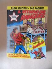 Il Piccolo Ranger - Il ritorno dei Rangers Speciale n°1 1992 Bonelli [G609]