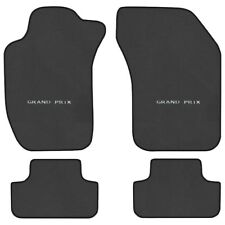 Pontiac Grand Prix Custom Logo Cutpile Floor Mats - Choose Mat Color And Logo