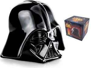 Star Wars Darth Vader Ceramic Money Box Kids Coin Cash Saving Piggy Bank Gift