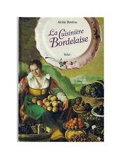 La cuisinière Bordelaise  Alcide Bontou