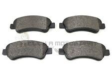 PEUGEOT 208 FRONT BRAKE PADS SET OF 4 NEW (FOR 266MM FRONT BRAKE DISCS ONLY)