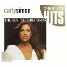 CARLY SIMON - THE BEST OF 1990 US CD IN SLIPCASE * NEW *