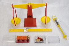 Cornelsen Lehrmittel Waagen + Gleichgewicht CVK 8240 * Waage Hebel Gewichtssatz