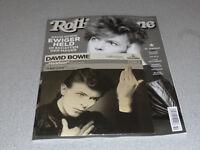 "Rolling Stone - OKTOBER 2017 - Heft inc. CD & incl. DAVID BOWIE 7"" Vinyl Single"