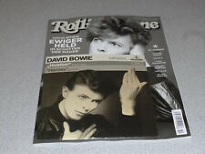 "Rolling Stone - OKTOBER 2017 - Heft inc. CD & incl. DAVID BOWIE 7"" Vinyl Single"