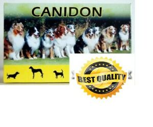 10-1000 Tablets Canidon Dog / CAT Dewormer Wormer 100 % effect Exp.2023