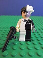 RARE Genuine LEGO due facce Batman minifigura DC Super Heroes Set 7781 LOTTO 390