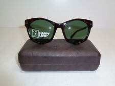 Spy + Optic MULHOLLAND Tort Happy Green Fashion Sunglasses New Womens Eyewear