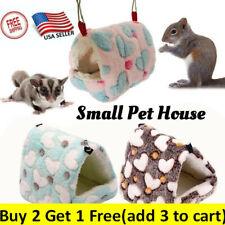 Hammock Nest Ferret Rabbit Guinea Pig Rat Hamster Mice Cute Bed House Toy Gift