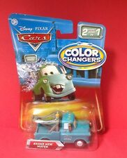 New Disney Pixar Cars Color Changers Brand New Mater Rare