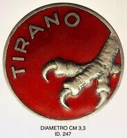 """RSI Alpini Battaglione Tirano Repubblica Sociale Italiana distintivo """"247"""" 63a70d57148e"""