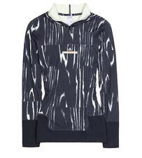 adidas Stella McCartney HOOD LS PR Black Frost ~ Extra Small ~ M61161 $160