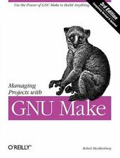Managing Projects with GNU Make (Paperback or Softback)