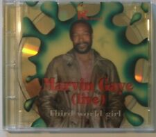 CD - Marvin Gaye - Thrid World Girl (Live) - Kpoint