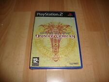 BREATH OF FIRE DRAGON QUARTER RPG DE CAPCOM PARA LA SONY PS2 NUEVO PRECINTADO