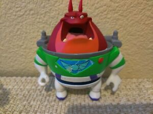 VTG Booster Munchapper Action Figure Buzz Lightyear Of Star Command Toy Story