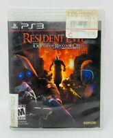 Resident Evil: Operation Raccoon City (Sony Playstation 3 PS3, 2012) Complete