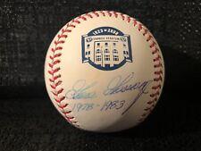 Goose Gossage Signed Autographed New York Yankees Stadium Baseball Steiner