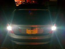 Honda Civic LED Reverse Lights EP1 EP2 EP3 Canbus Error Free Xenon White FN2