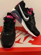 NIB Women's 9.5 US 7UK 41 EUR Nike Air Max IVO Black/Metallic/Pink 580519 002