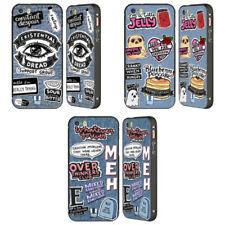 Étuis, housses et coques Bumper en toile pour téléphone mobile et assistant personnel (PDA)