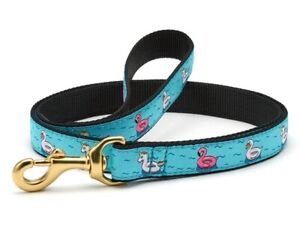 Up Country - Dog Puppy Design Leash - Made In USA - Floaties - 4, 6 Foot