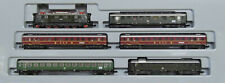 Märklin Z 81434 Nachtschnellzug Zugset Elektrolok E18 E-lok-set Neu/ovp