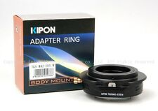 Tilt&Shift for M42 mount lens to Canon EOS M EF-M *Latest* Kipon Adapter