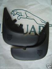 Jaguar S-Type S Type 2004-2008 Rear Mudflap Mud flap Set Genuine OE