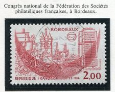 TIMBRE FRANCE OBLITERE N° 2316 PHILATELIE BORDEAUX / Photo non contractuelle