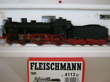 Digital Fleischmann HO 4113 Dampf Lok BR 13 1189 DRG (RG/AS/170S3)