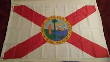 Florida State Flag 3' x 5'  In God We Trust  New In Package