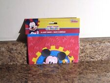Disney Mickey Mouse Clubhouse Treat Loot Bags 8ct Party Favors Supplies New