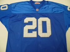 Barry Sanders 1996 Mitchell & Ness Throwback Jersey SZ 54 Detroit Lions Vintage