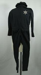 Airblaster Classic Ninja Suit Size Small Black UnderWear Thermal Ski Snowboard